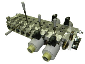 РК80 (гидрораспределитель комбинированный)